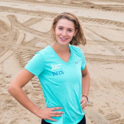 Joy Stubbe, Beachvolleybal Team Nederland