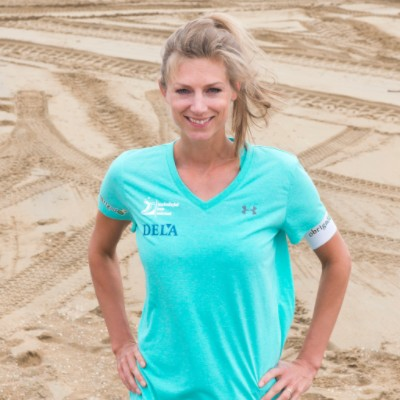Manon Flier, Beachvolleybal Team Nederland