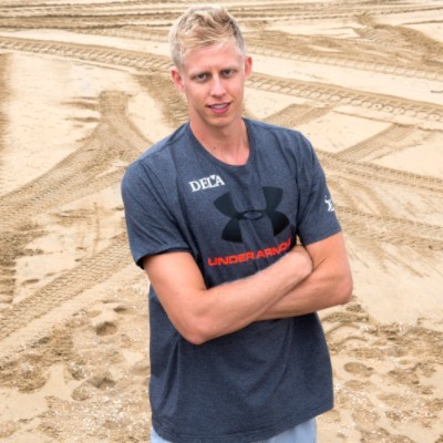 Tom Steenis, Beachvolleybal Team Nederland